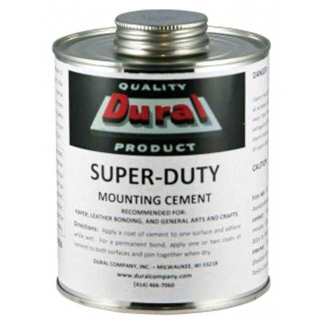 Alvin SDMC32 Super-Duty Mounting Cement - 32 oz