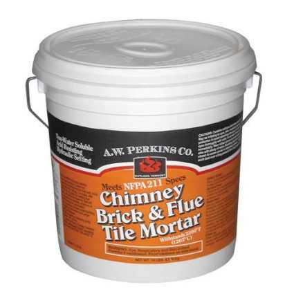 Refractory Mortar -Dry Mix- 10 LBS