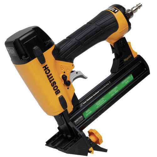 Factory-Reconditioned Bostitch EHF1838K-R 18-Gauge Oil-Free Engineered Flooring Stapler (Refurbished)