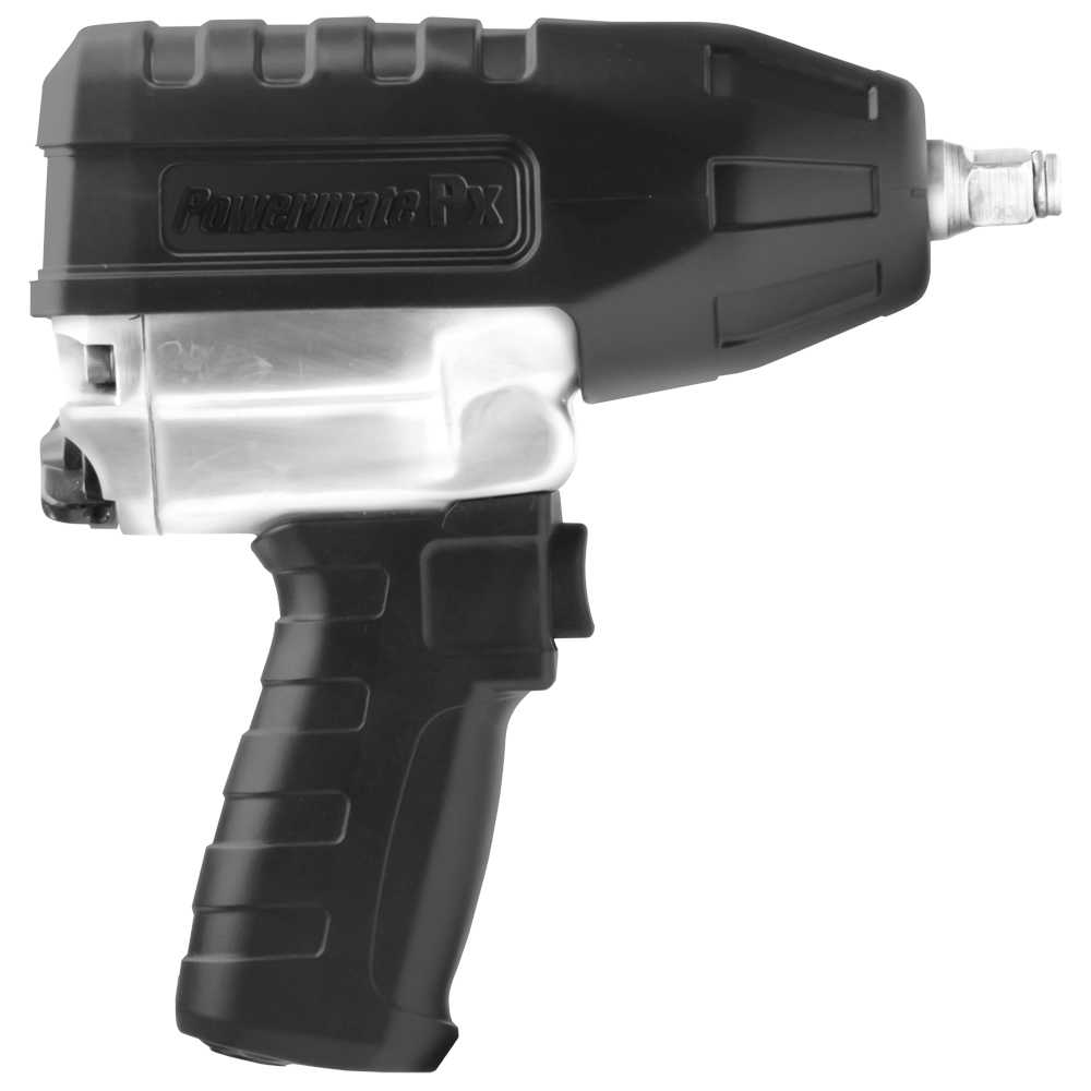 Powermate 1/2 in. Air Impact Wrench