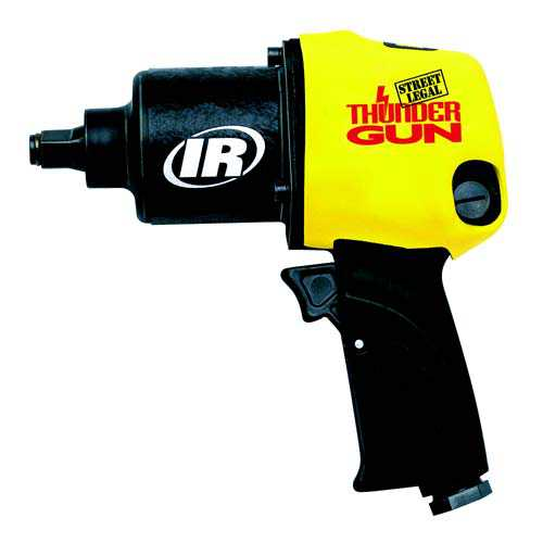 Impact Wrench 1/2' Drive Thunder Gun Street Legal