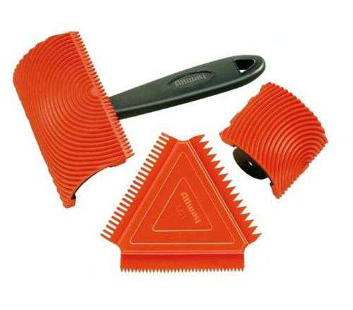 Allway Tools GT3 Wood Graining Set, 1/ Card