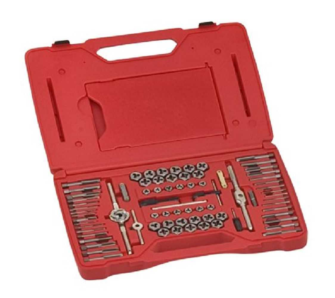 Blackhawk By Proto 68-768 Tap and Die Set, 76-Piece