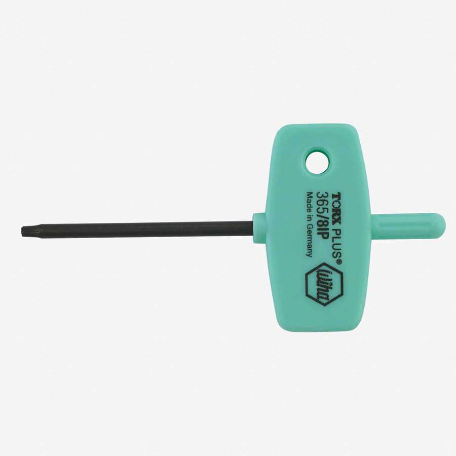 Wiha 36545 IP8 x 40mm TorxPlus Wing Handle