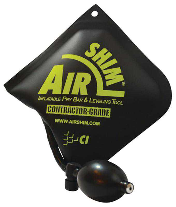 PRY BAR INFLATABLE AIR SHIM