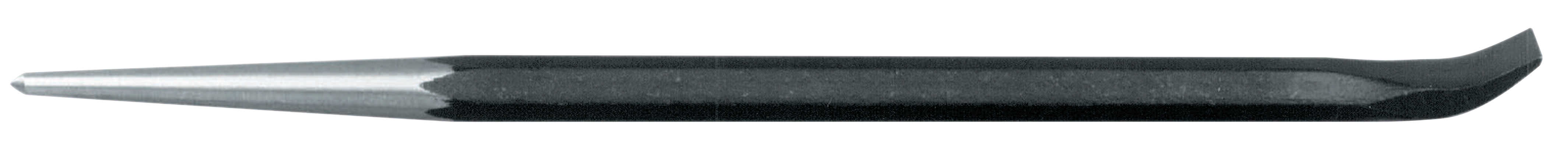 Mayhew Tools Line-Up Pry Bar, 38', 3/4', Offset Chisel/Straight Tapered Point, Black Oxide