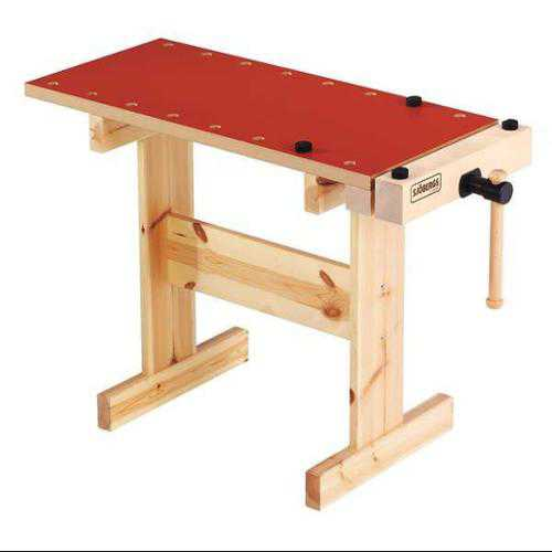 SJOBERGS SJO-33207 Workbench,Laminate,32' W,14' D G0697929