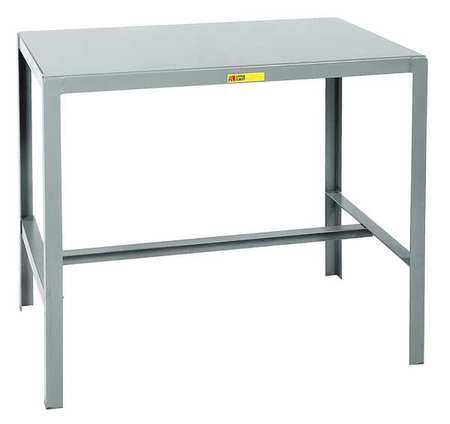 LITTLE GIANT MT1-2436-30 Machine Table, Welded Steel, 30Hx36Wx24D