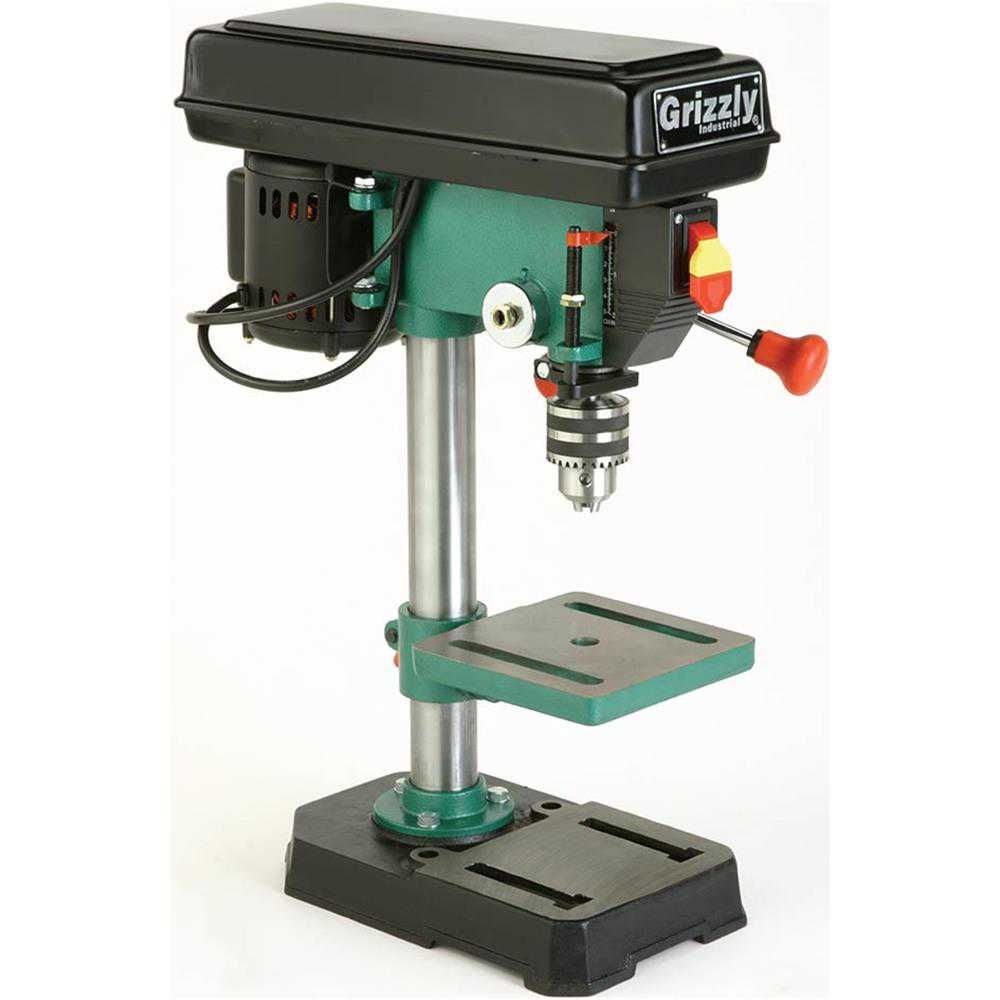 Grizzly G7942 5 Speed Baby Drill Press