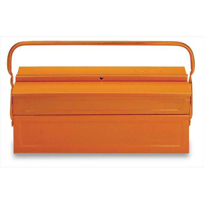 Beta Tools 021190001 C19-Three-Section Cantilever Tool Box