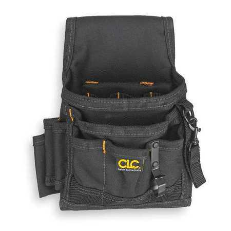 Custom Leathercraft 1503 9-Pocket Electrical and Maintenance Pouch