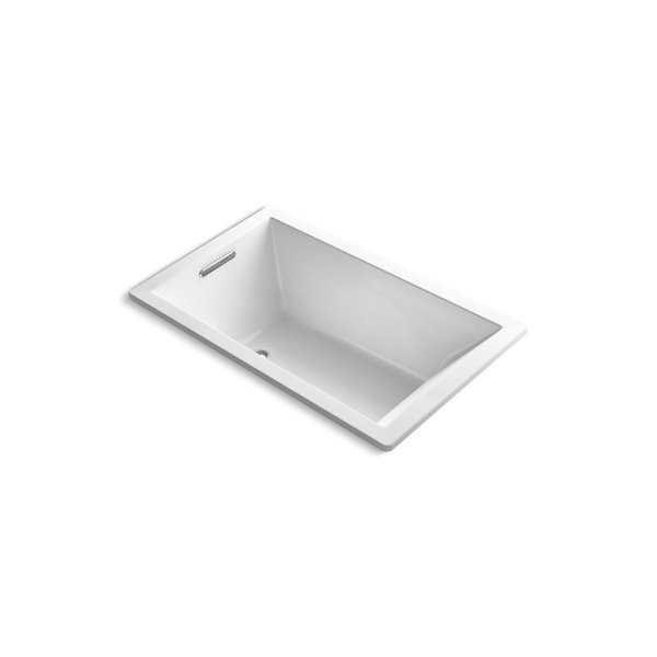 Kohler K-1848 Underscore 60' X 36' Rectangle Drop-In Bath