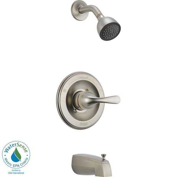 Delta Core Monitor 13 Series Tub & Shower Trim T13420-SS Stainless