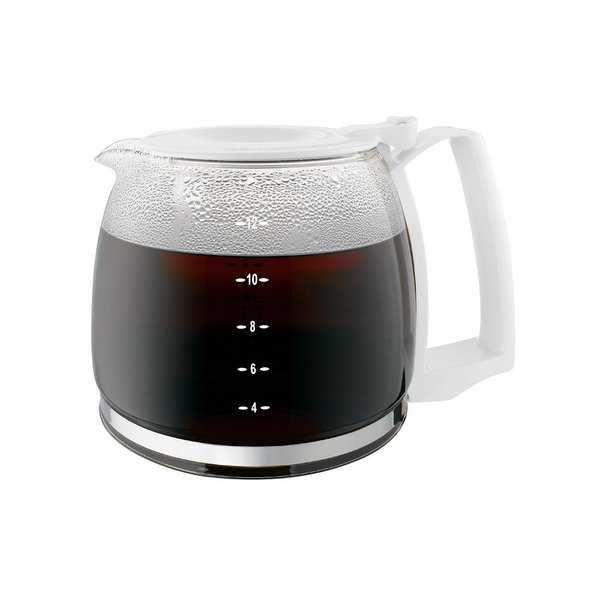 Proctor Silex 88180 Replacement Carafe, 12 Cup, White